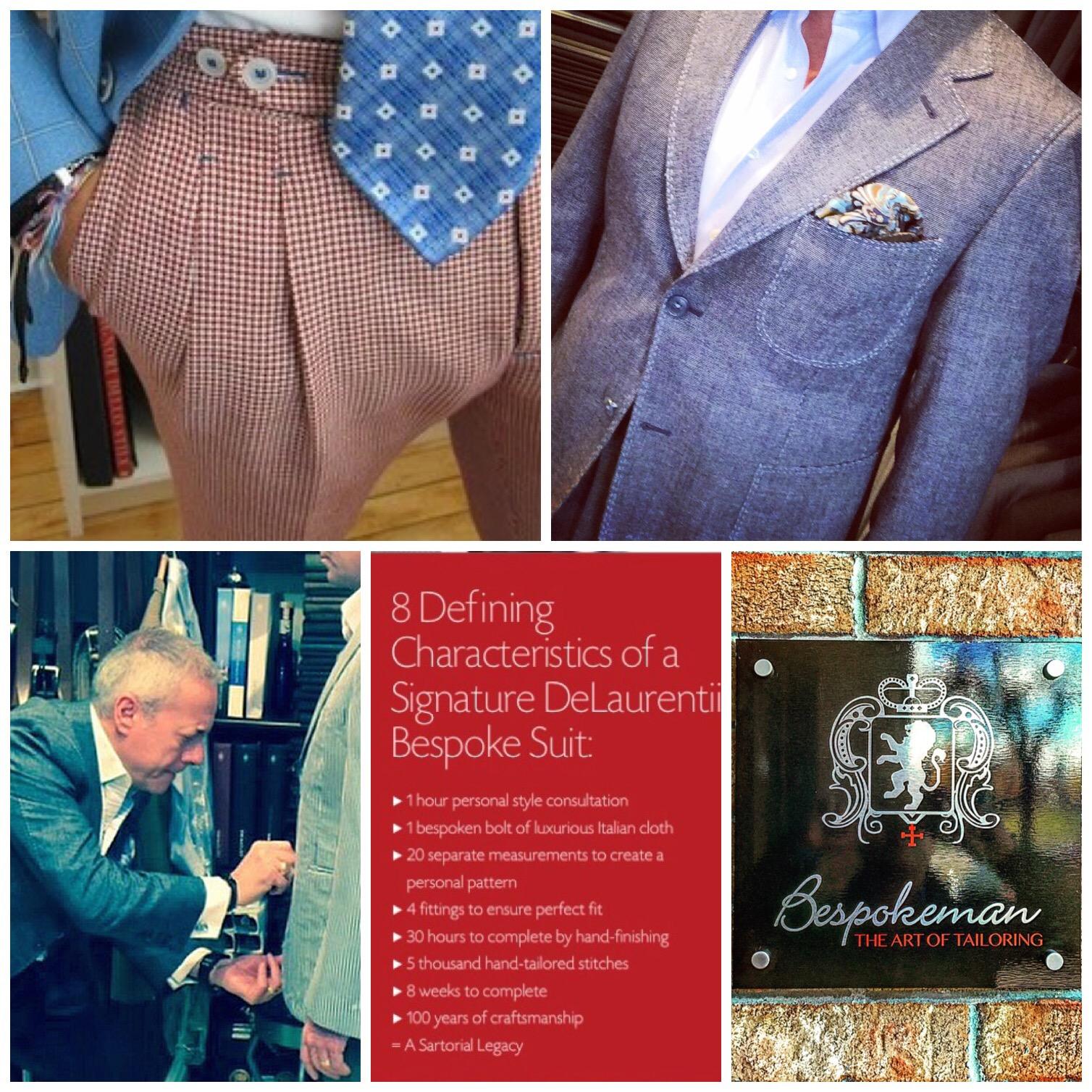Modern Bespoke Suits Toronto