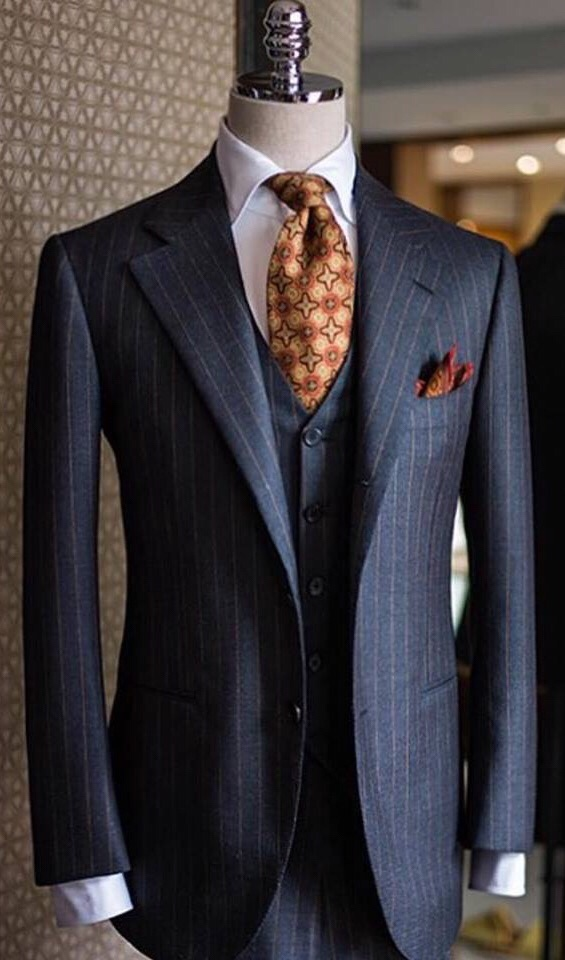 Made to Measure Bespoke Suits in Toronto