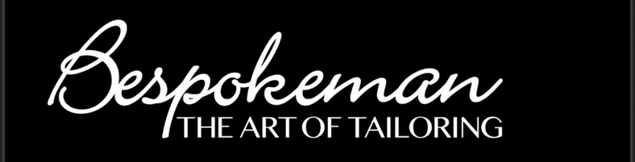 Bespokeman The Art of Tailoring Logo